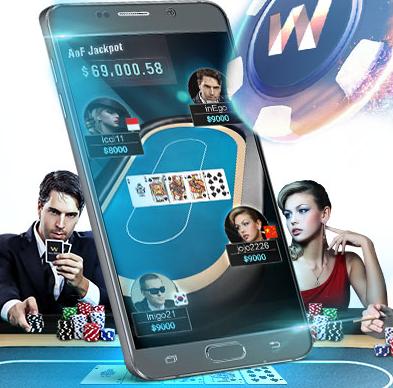 w88カジノポーカー