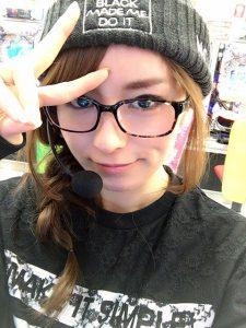 ポコ美眼鏡