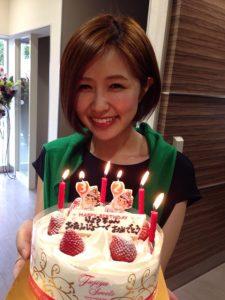 青山りょう誕生日